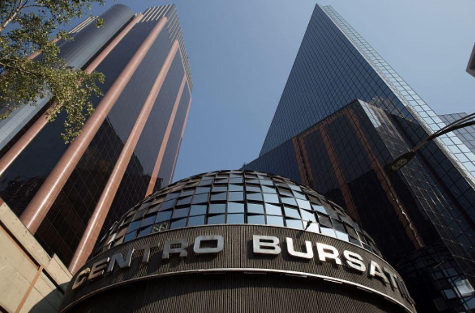La Bolsa Mexicana gana 1.06 % al inicio de la sesión