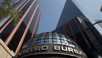 Bolsa Mexicana cierra jornada mínima variación baja