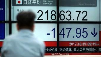 Bolsa de Tokio cierra la sesión con baja marginal