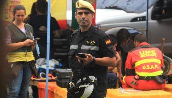 brigadas de españa apiyan labores tras sismo