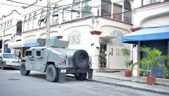 pgr aseguro ilegalmente cajas seguridad cancun