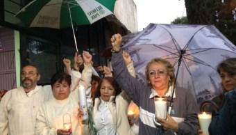 vecinos coapa caminata memoria victimas 19-s