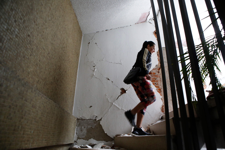 Carolina Viggiano habla de reconstrucción después de los sismos