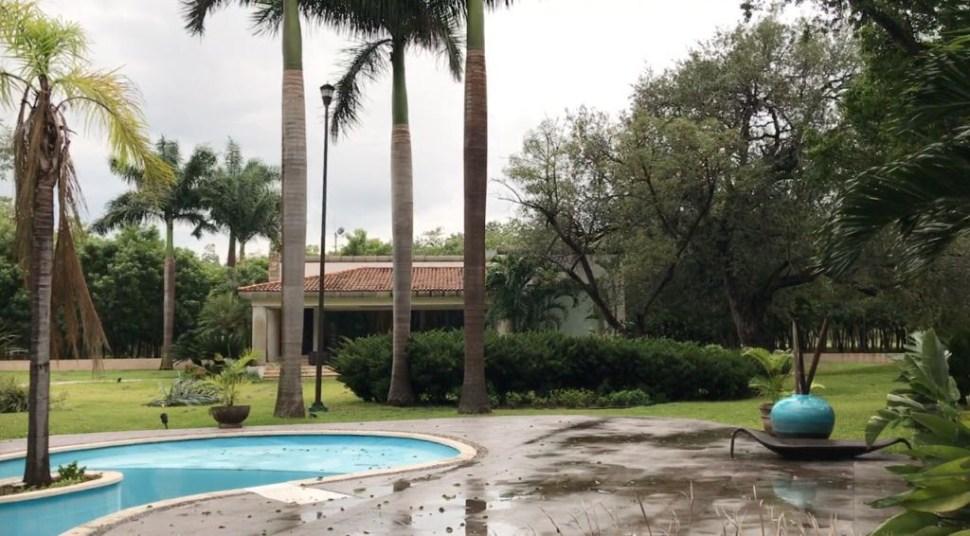 Catean rancho del exgobernador de Tamaulipas