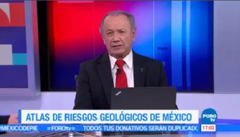 Chiapas Zona Mayor Actividad Tectónica Director General Servicio Geológico Mexicano Raúl Cruz Ríos