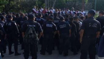 destituyen policias chiapas faltas corrupcion seguridad