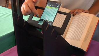 Universitarios de Colima desarrollan tecnología para apoyar a invidentes