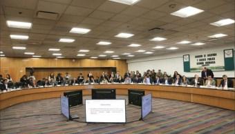comision de hacienda analiza la aprobacion de la ley de ingresos