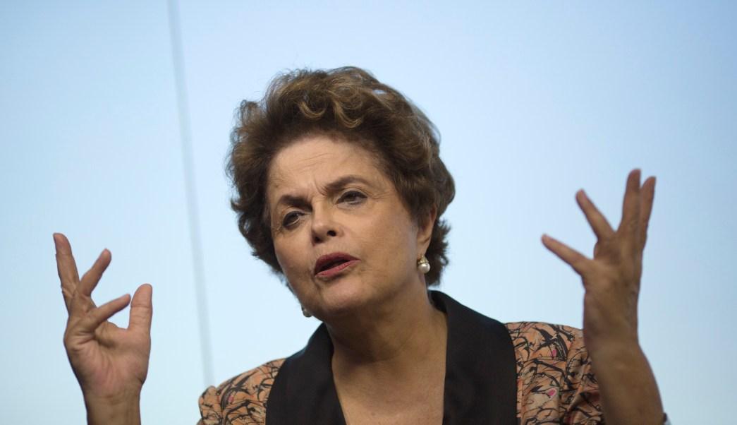 Tribunal brasileño ordena congelar activos expresidenta Dilma Rousseff