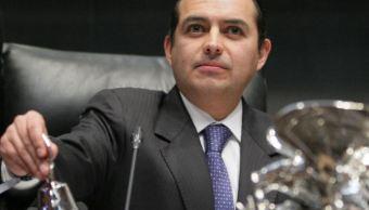 Anaya está acorralado y desesperado: Ernesto Cordero