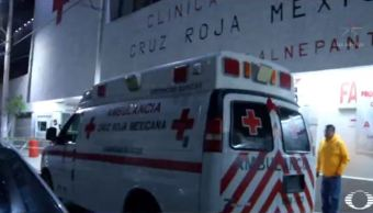 Cruz Roja Mexicana condena ataque en su delegación de Tlalnepantla