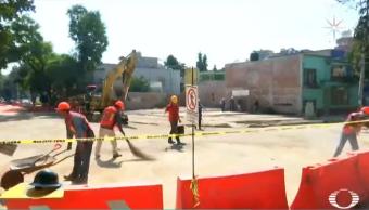Termina la demolición del edificio de Concepción Béistegui 1503