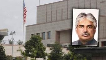 Detienen a empleado del consulado de EU en Turquía por golpismo