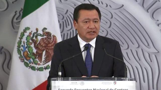 Osorio Chong destaca beneficios del 911 a un año de su implementación