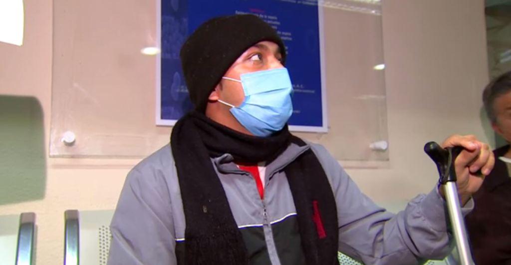 Durante sismo, médicos de la Raza trasplantan riñón a joven yse recupera . (Noticieros Televisa)