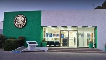 Edificio de la PGR en Durango