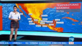El Clima A las Tres Daniel Álvarez Frente frío