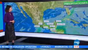 Clima Tres Daniela Álvarez Sistema Frontal