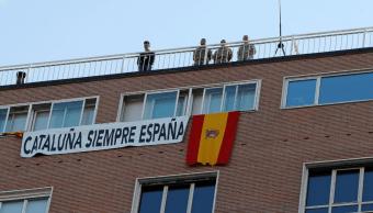 El referéndum independentista generó una crisis entre Espana y Cataluna