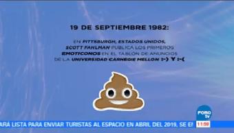 1982 Scott Fahlman Crea Emoticon Smiley Universidad Carnegie Mellon