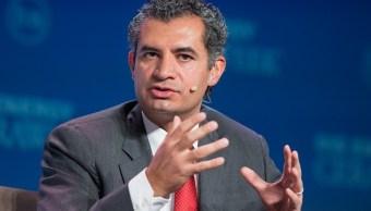 Enrique Ochoa Reza habla del método de selección de candidatos