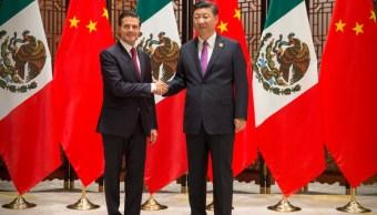 EPN felicita al presidente de China por su reelección en Partido Comunista