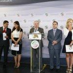 Ernesto Ruffo Appel habla de las corrientes del PAN