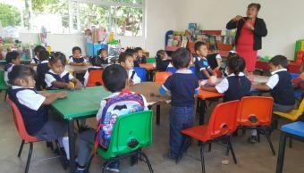 Un total de 264 escuelas en la CDMX, con afectaciones estructurales