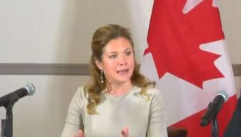 esposa del primero ministro de canada