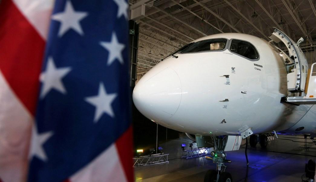 Estados Unidos impone nuevas sanciones comerciales aviones canadienses