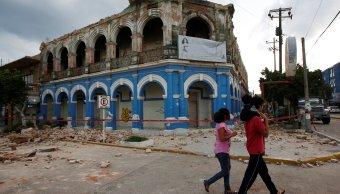 Facilitan entrega de recursos del Fonden en Oaxaca