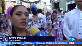 Fiesta Palmar Sarao Campeche Tradicional