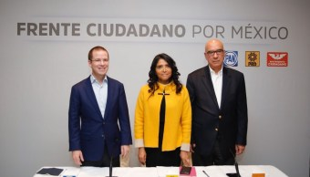 Frente Ciudadano descarta consulta abierta para elegir a candidatos