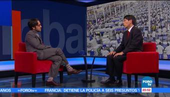 Genaro Lozano entrevista al Embajador de Japón Akira Yamada