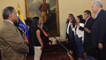 Gobernadores opositores juramentan Asamblea Constituyente Venezuela