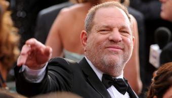 Harvey Weinstein acusado de violación productor