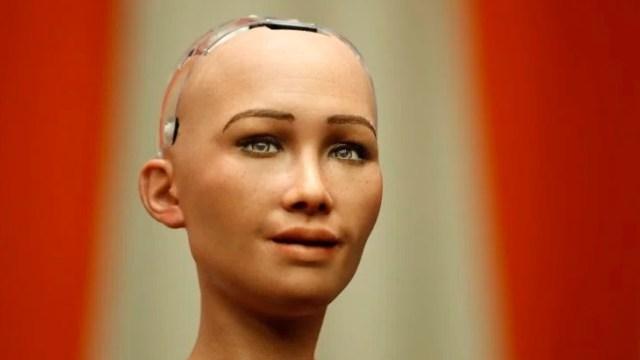 Viajará a México el primer robot del mundo en recibir ciudadanía