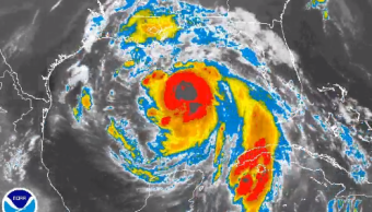 'Nate' toca tierra en Estados Unidos como huracán de categoría 1