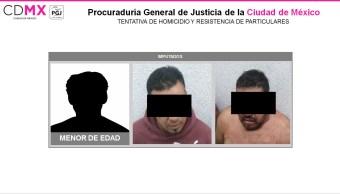 prision preventiva homicidio cdmx robo policia