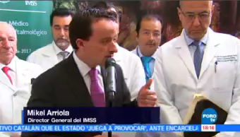 Imss Conocer Avance Servicios Salud Sismo Director General