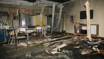 Sube a diez cifra de muertos por incendio en guardería de Brasil