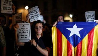 España va contra organizadores de marchas independentistas