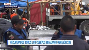 Inicia investigación en Álvaro Obregón 286