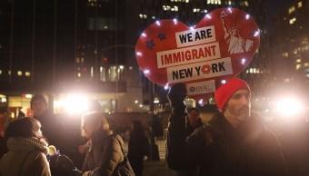 Alcanza récord de 43.7 millones población inmigrante en EU