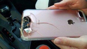 Iphone salva vida mujer durante tiroteo Las Vegas