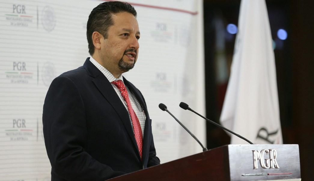 PGR no investiga a Alberto Anaya, dirigente del PT