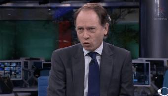 Javier Tello habla del presidente Trump en Despierta con Loret
