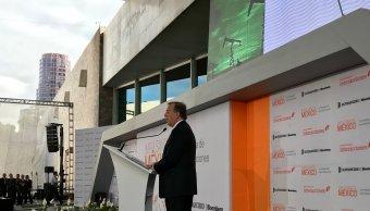 José Antonio Meade habla de instituciones y el desarrollo del país