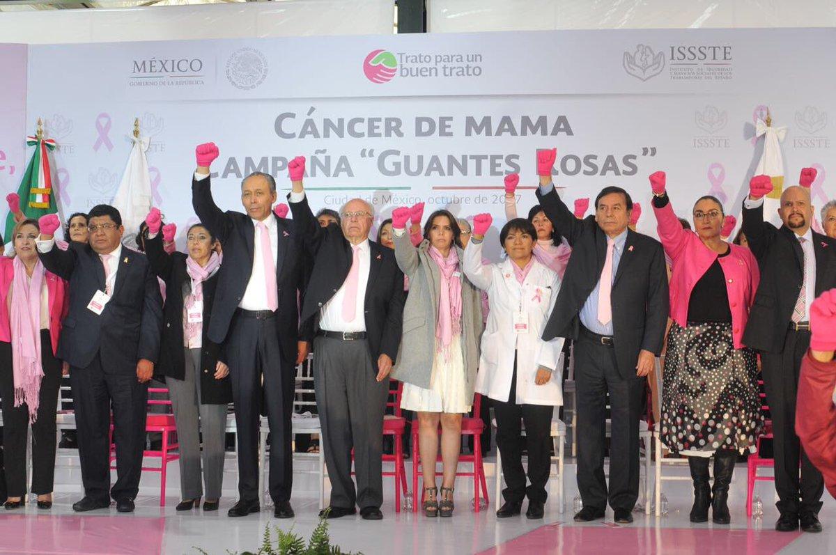 Realizarán caminata por la lucha contra el cáncer de mamas — VENEZUELA