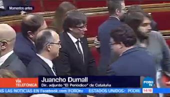 Juancho Dumall Habla Sobre Impasse España